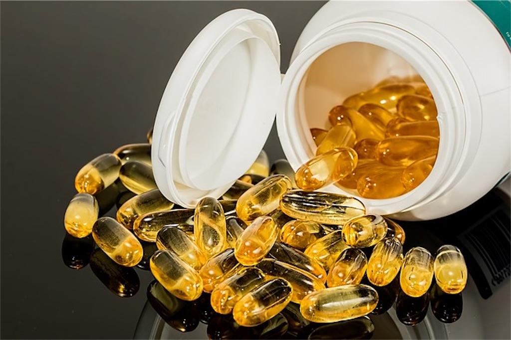 黄金色の薬