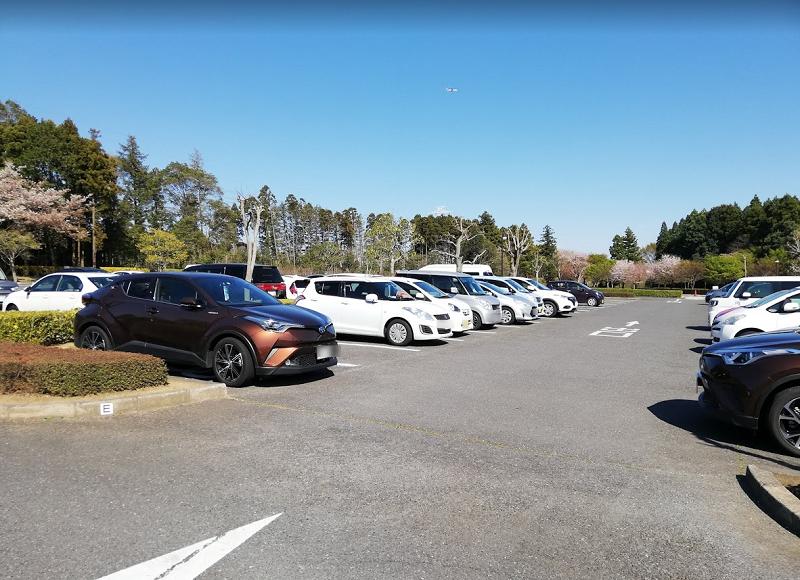 牛久大仏駐車場