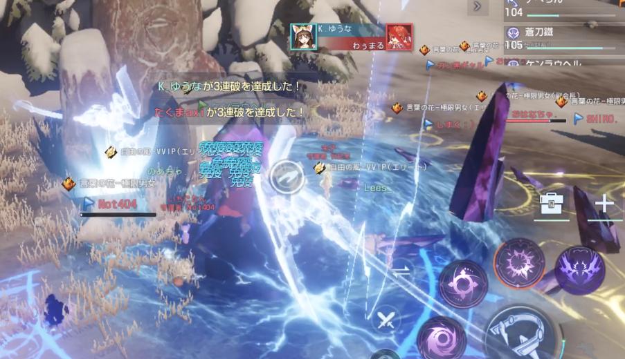 【コード:ドラゴンブラッド】弱者の意地 後半