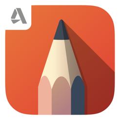 Autodesk SketchBook ロゴ