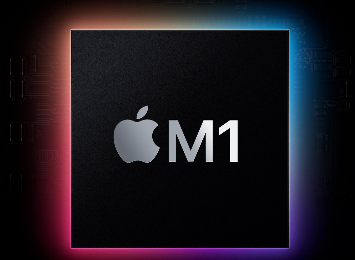 Apple Event M1チップ