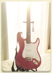 Spuier by Fender Bullet with Tremolo FRD