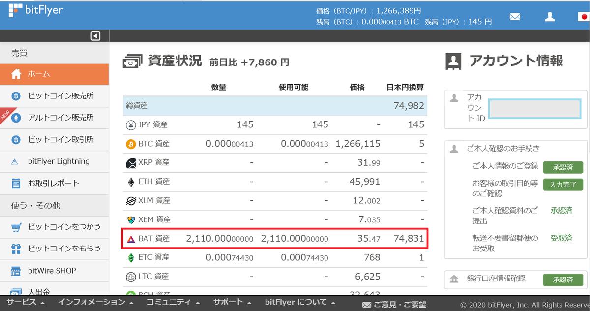 株で稼ぐ Kensinhan の投資ブログ 仮想通貨
