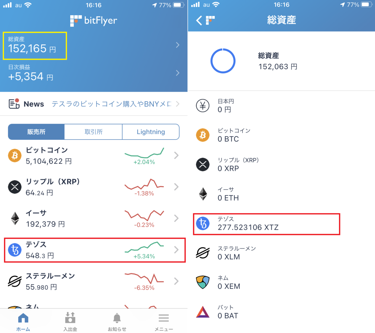株で稼ぐ Kensinhan の投資ブログ 暗号資産(仮想通貨)