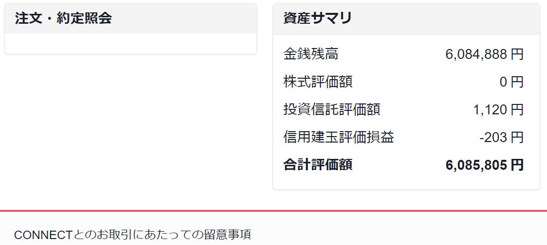 株で稼ぐ Kensinhan の投資ブログ 資産サマリ