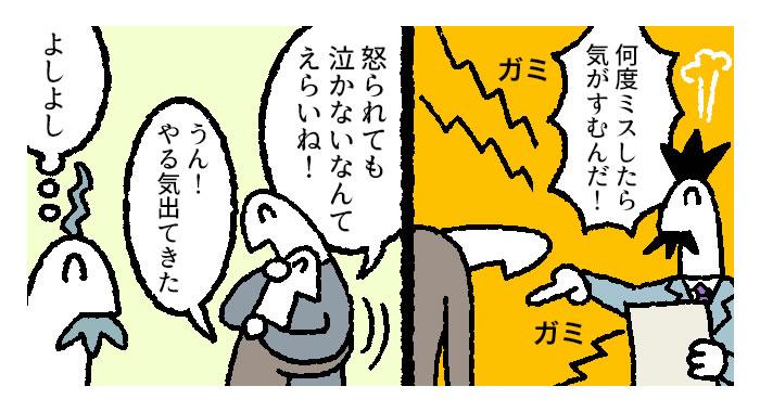 【マンガ】やる気が出ない仕事には「やりがい」がない