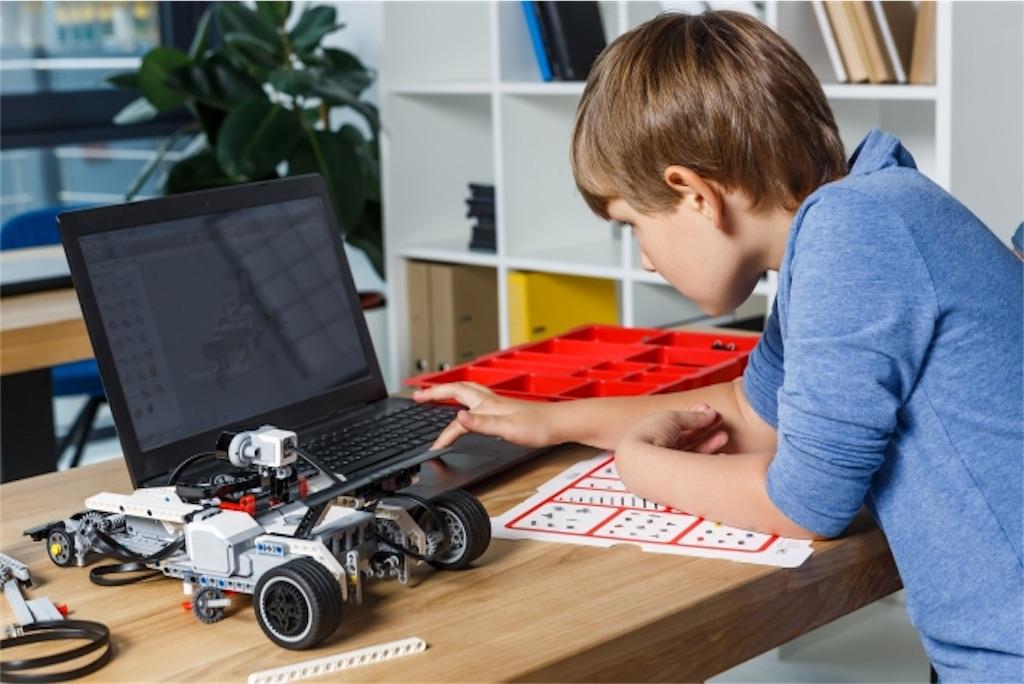 小学生がプログラミングを体験する方法04
