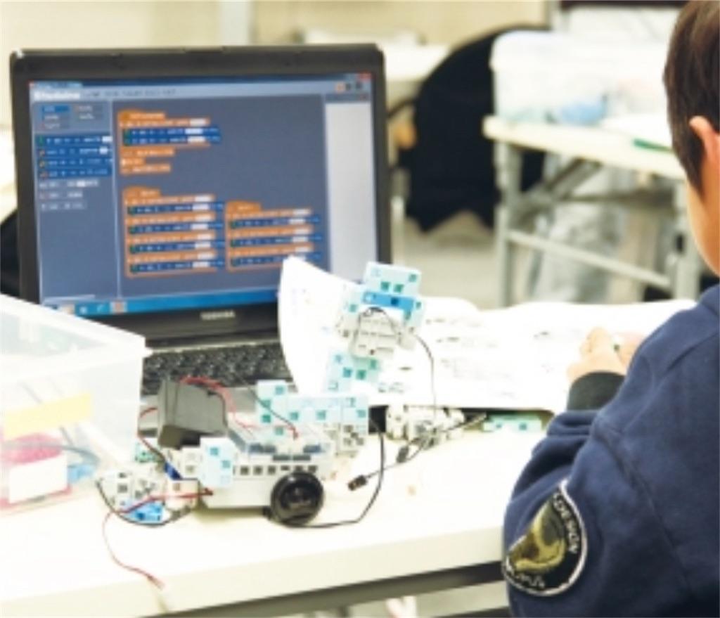 小学生がプログラミングを体験する方法06