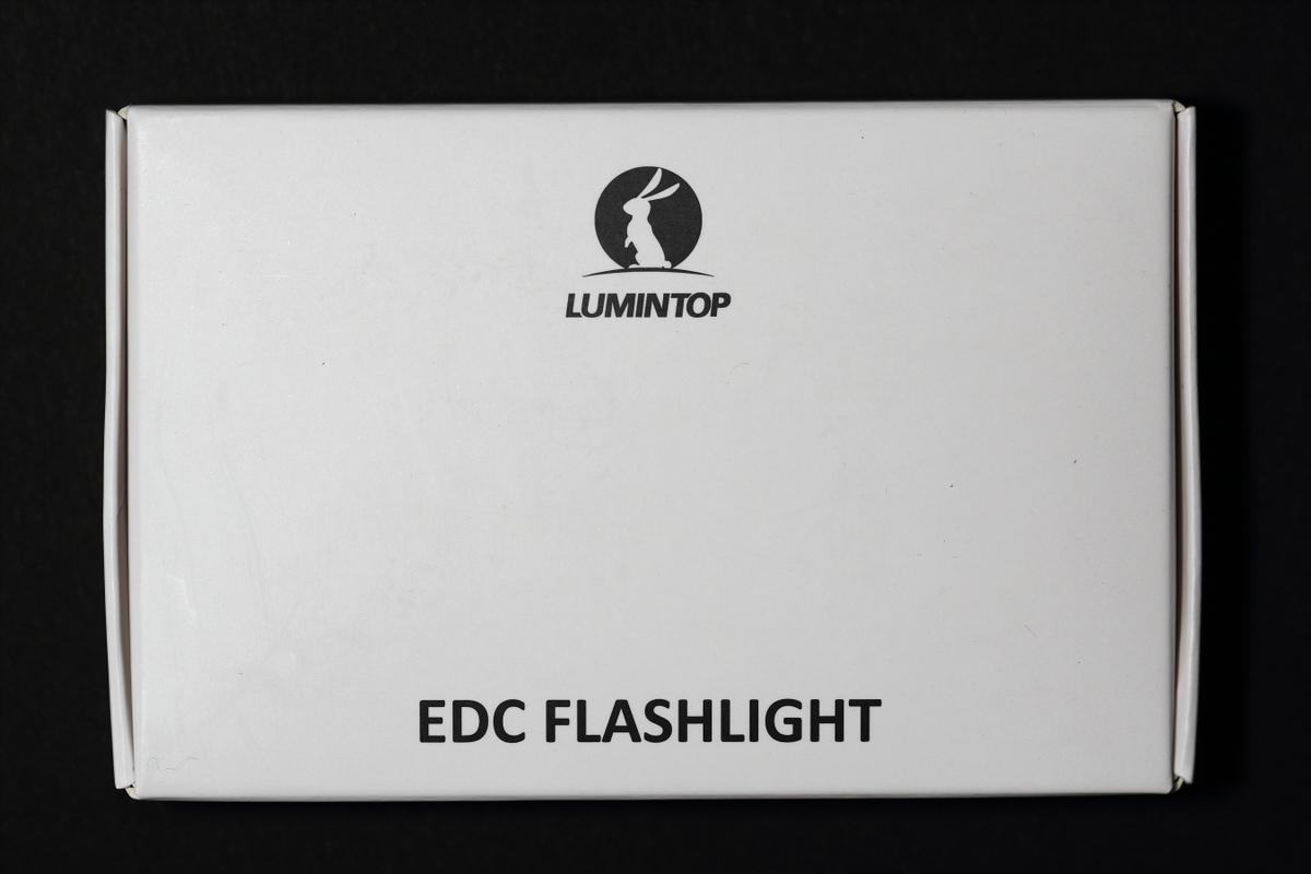 LUMINTOP Tool AA 2.0のパッケージ