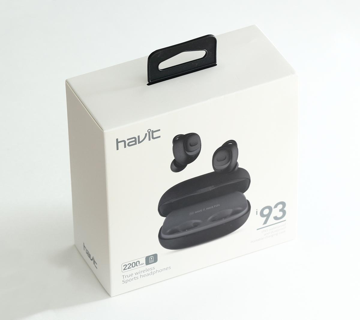 HAVIT I93のパッケージ