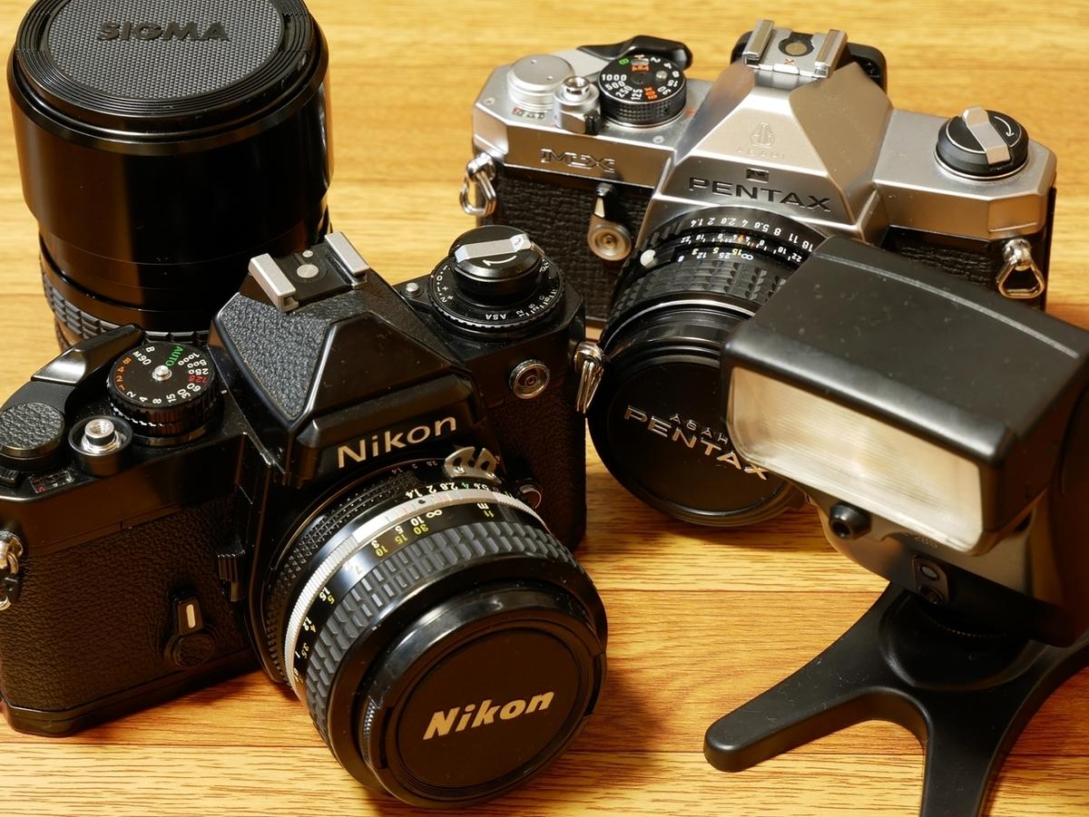 カメラやレンズの保管時は湿度に注意