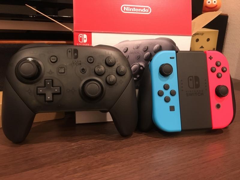 Nintendo Switch Proコントローラー レビュー