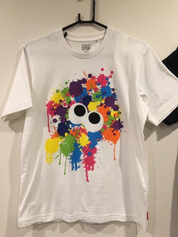 UTGP2017 ユニクロ × 任天堂コラボTシャツ