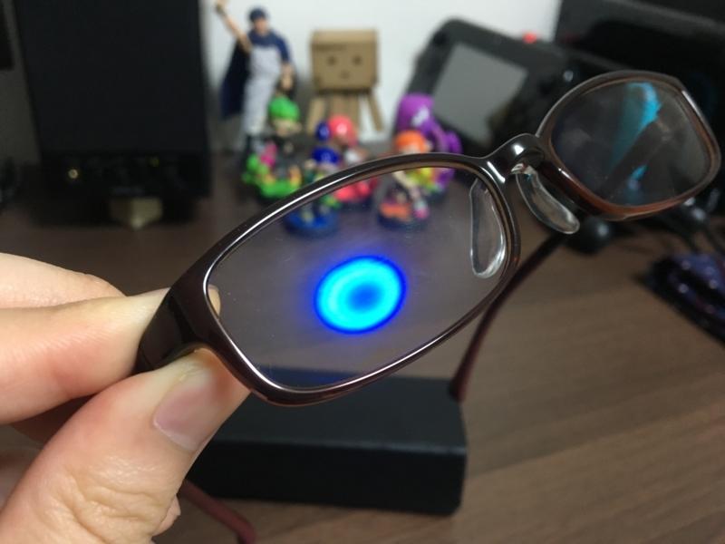 PCメガネ 効果
