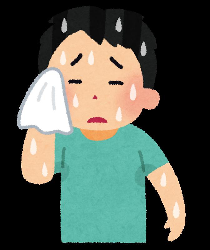 脇汗・脇の臭い対策