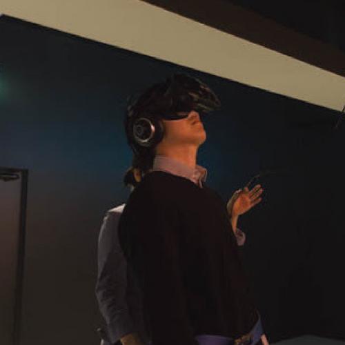 VR ZONE SHINJUKU、VR体験、オフ会、ブロガー
