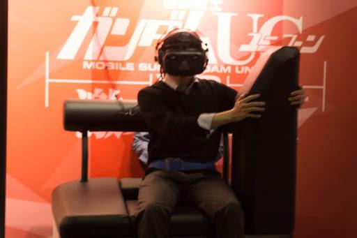 VR ZONE SHINJUKU、VR体験、オフ会、ブロガー、感想