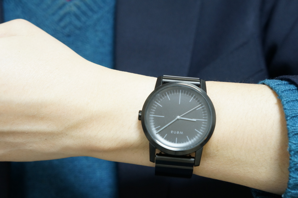 wena wrist、スマートウォッチ、ソニー、ハイブリッド、レビュー、iPhone