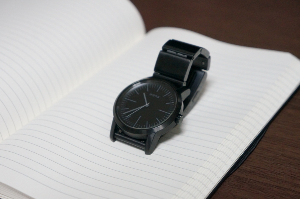 wena wrist,レビュー,感想,スマートウォッチ