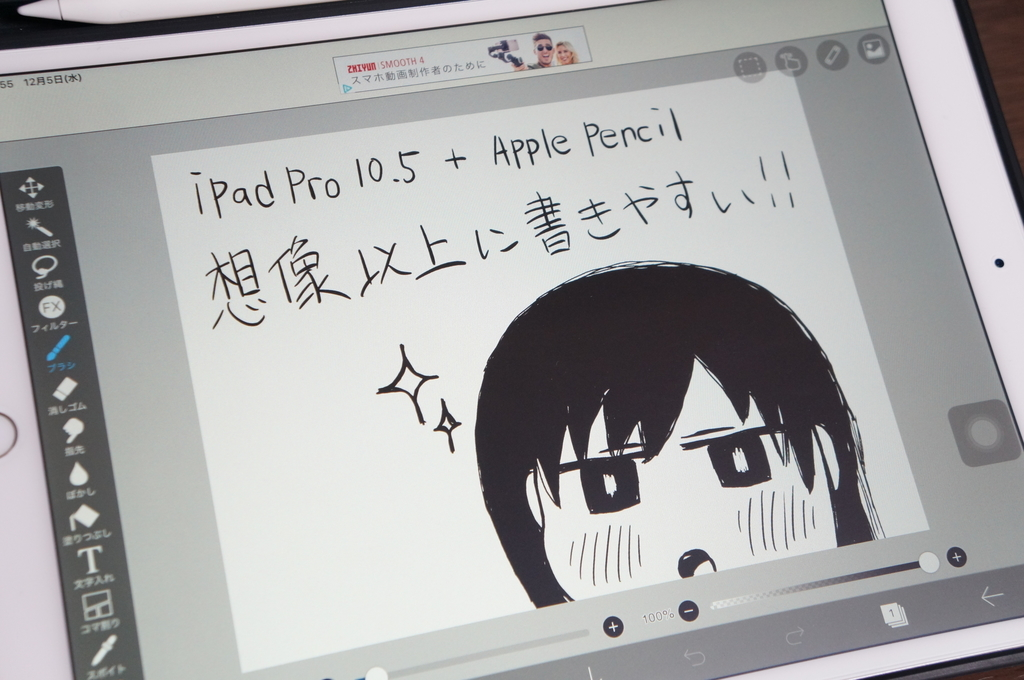 iPad Pro,レビュー,旧型,アイパッド,感想,