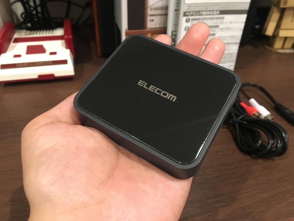 LBT-AVWAR700,オーディオ,ワイヤレス,Bluetooth,エレコム,無線