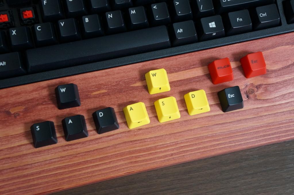 キーキャップ,キーボード,改造,交換,FILCO