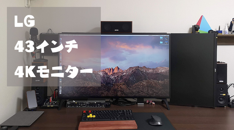 PCモニター,43インチ,4K,43UD79T-B,LG,