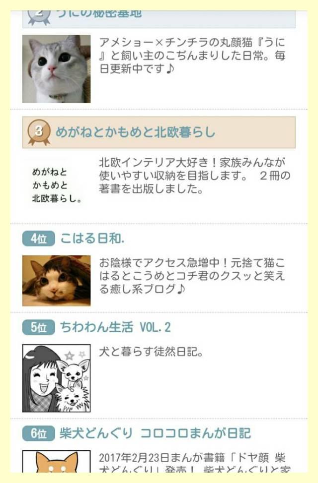 つばささん『日本ブログ村』に登録する。