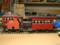 アルモデル Oナロー南筑軌道石油発動車と南筑2軸客車