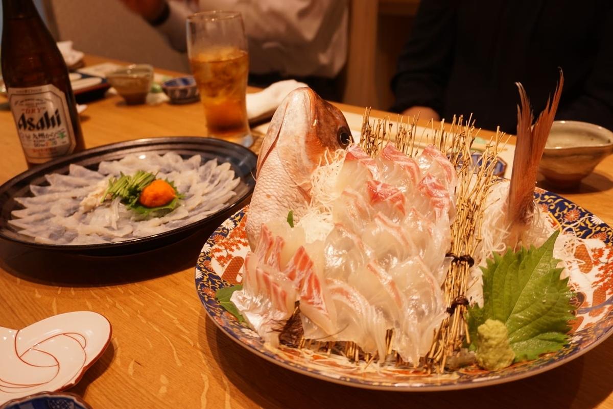 博多畑中の料理の写真