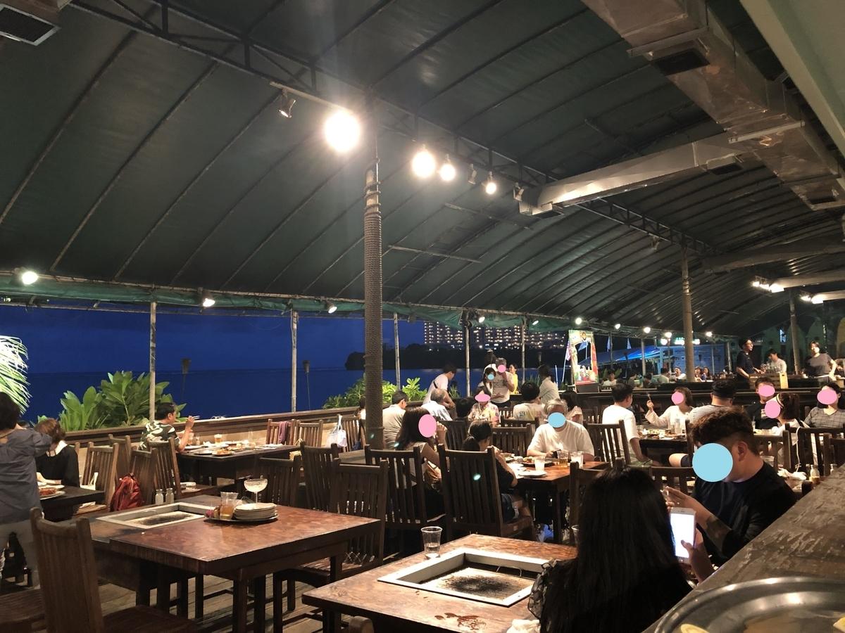 グアムのバーベキューの写真