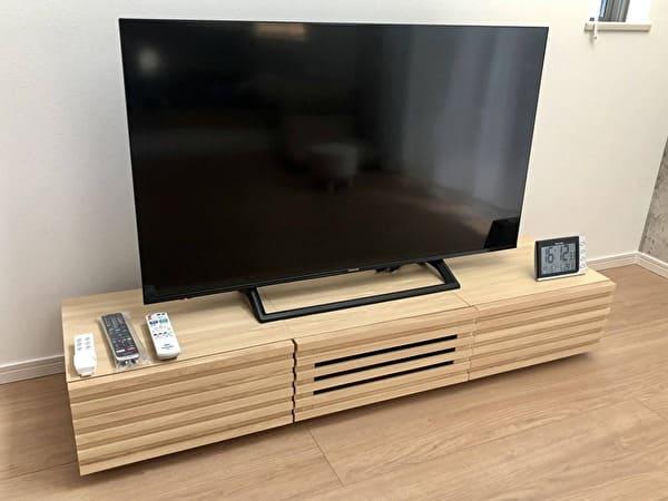 モダンデコテレビ台