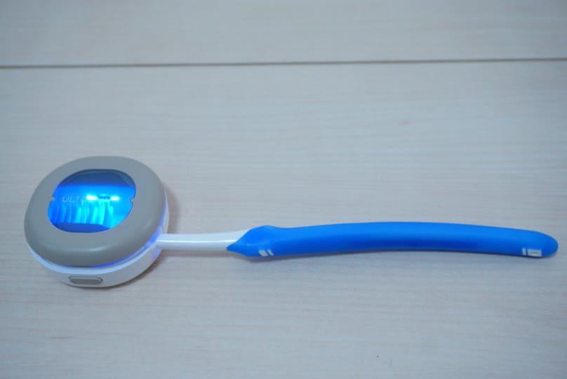 歯ブラシ除菌キャップ