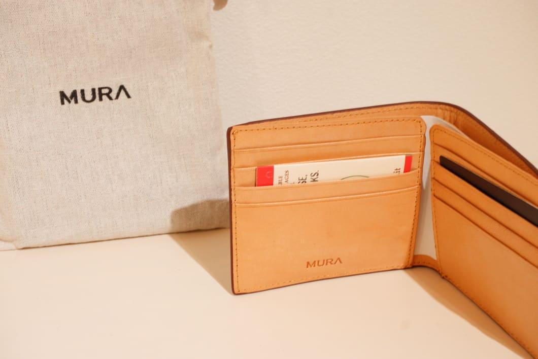 MURA財布評判