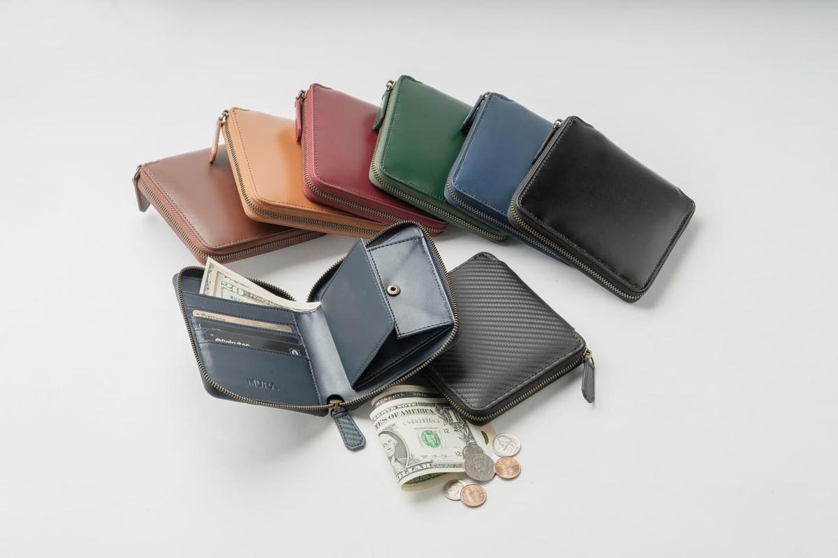 MURA財布
