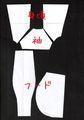 フード付き単衣コート