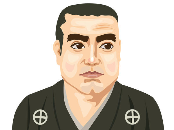西郷隆盛イラスト