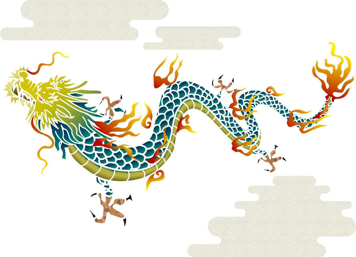伝説の動物「龍」