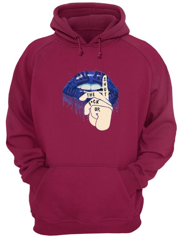 ... Shut the fuck up New York Giants lips shirt. f  id khai11040512 20180909224836p plain ef4167608