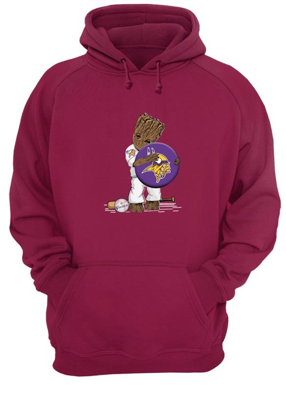 ... Groot Hugs Minnesota Vikings shirt. f id khai11040512 20181011193222p  plain a4324184d