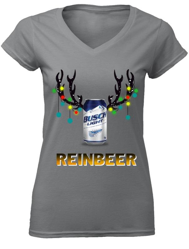 Charming Christmas Reinbeer Busch Light Sweater Khai11040512s Diary