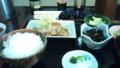 [twitter] 500円定食屋の豚肉味噌焼