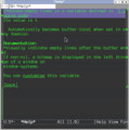 [Emacs] indicate-empty-lines on