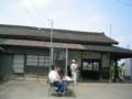 Tobanoe-sta,Kanto-Joso-Line,Shimotsuma-EkiHiking-200406