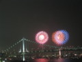 p02,TokyoBay-GrandFireworksFestival-2004,東京湾大華火祭,Shinagawa-Futo,Tokyo