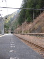 [trp-iida1101]platform,Kowada-station,HikyoEki-meguri-1st,IidaSen,JrTokai
