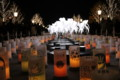 Ambient-CandlePark,Lightopia2011,Marunouchi,tokyo