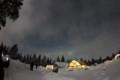 [trp-Finland13]01,Aurora,Igroo-village,Hotel-Kakslauttanen,Saariselka,LapLand,tour-Finland-2013
