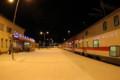 [trp-Finland13]SantaClausExpress,Rovaniemi-station,LapLand,tour-Finland-2013