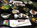 Dinner,Ryokan-IchinoMatsu,YunoKawaOnsen,Hakodate-201310